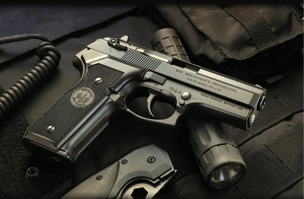 Program Szkolenia Hand Gun
