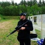 Akademia Obrony Saggita Tadeusz Dubicki Strzelanie Bojowe Strzelanie Specjalistyczne 02