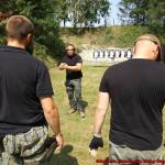 Akademia Obrony Saggita, Szkolenia Strzeleckie Dolny Śląsk, Krav Maga Wrocław, Wałbrzych, Świdnica, 2018 sierpień 5
