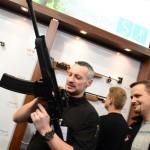 Akademia Obrony Saggita Tadeusz Dubicki Strzelanie Bojowe IWA2013 01