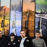 Akademia Obrony Saggita Tadeusz Dubicki Strzelanie Bojowe IWA2013 26