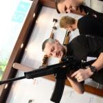 Akademia Obrony Saggita Tadeusz Dubicki Strzelanie Bojowe IWA2013 27