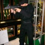 Akademia Obrony Saggita Tadeusz Dubicki Strzelanie Bojowe Izrael 16