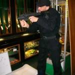 Akademia Obrony Saggita Tadeusz Dubicki Strzelanie Bojowe Izrael 17