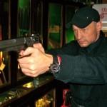 Akademia Obrony Saggita Tadeusz Dubicki Strzelanie Bojowe Izrael 18