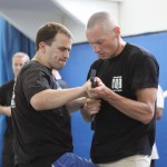 Akademia Obrony Saggita Tadeusz Dubicki Strzelanie Bojowe Izrael Jonathan Bullock - dyrektor Krav Maga England 19
