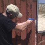 Akademia Obrony Saggita Tadeusz Dubicki Strzelanie Bojowe Izrael Szkolenie CQB - Cezarea Izrael 1 21
