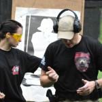 Akademia Obrony Saggita Tadeusz Dubicki Strzelanie Bojowe Lufy, Łski i Dym 16