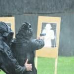 Akademia Obrony Saggita Tadeusz Dubicki Strzelanie Bojowe Lufy, Łski i Dym 19