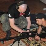 Akademia Obrony Saggita Tadeusz Dubicki Strzelanie Bojowe Snajper 1000m 01