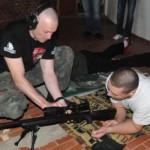 Akademia Obrony Saggita Tadeusz Dubicki Strzelanie Bojowe Snajper 1000m 07