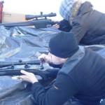 Akademia Obrony Saggita Tadeusz Dubicki Strzelanie Bojowe Snajper 1000m 08