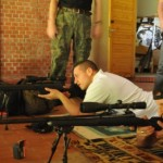 Akademia Obrony Saggita Tadeusz Dubicki Strzelanie Bojowe Snajper 1000m 09