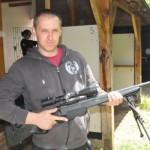 Akademia Obrony Saggita Tadeusz Dubicki Strzelanie Bojowe Snajper 1000m 10