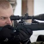 Akademia Obrony Saggita Tadeusz Dubicki Strzelanie Bojowe Snajper 1000m 12