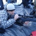 Akademia Obrony Saggita Tadeusz Dubicki Strzelanie Bojowe Snajper 1000m 15