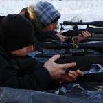 Akademia Obrony Saggita Tadeusz Dubicki Strzelanie Bojowe Snajper 1000m 19