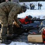 Akademia Obrony Saggita Tadeusz Dubicki Strzelanie Bojowe Snajper 1000m 20
