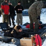 Akademia Obrony Saggita Tadeusz Dubicki Strzelanie Bojowe Snajper 1000m 21