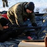 Akademia Obrony Saggita Tadeusz Dubicki Strzelanie Bojowe Snajper 1000m 22