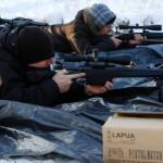 Akademia Obrony Saggita Tadeusz Dubicki Strzelanie Bojowe Snajper 1000m 23