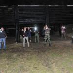 Akademia Obrony Saggita Tadeusz Dubicki Strzelanie Bojowe Strzelanie Night Vision 05