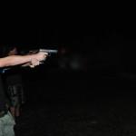 Akademia Obrony Saggita Tadeusz Dubicki Strzelanie Bojowe Strzelanie Night Vision 08