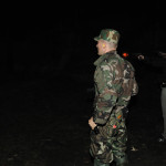 Akademia Obrony Saggita Tadeusz Dubicki Strzelanie Bojowe Strzelanie Night Vision 09