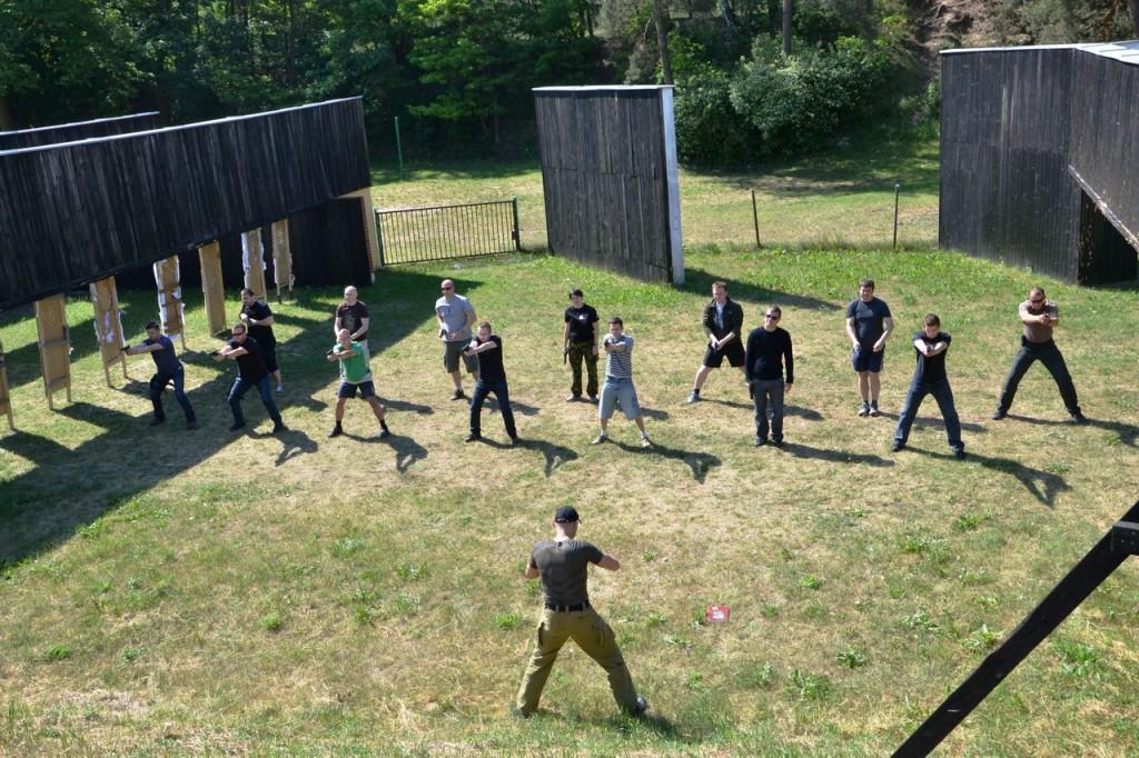 Basic Shooting Operator© Level 1
