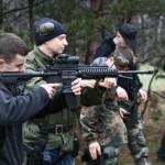 Akademia Obrony Saggita Tadeusz Dubicki Strzelanie Bojowe Strzelanie Specjalne 29