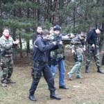 Akademia Obrony Saggita Tadeusz Dubicki Strzelanie Bojowe Strzelanie Specjalne 30