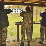 Akademia Obrony Saggita Tadeusz Dubicki Strzelanie Bojowe Szkolenie BSO© woj. Lubelskie 03