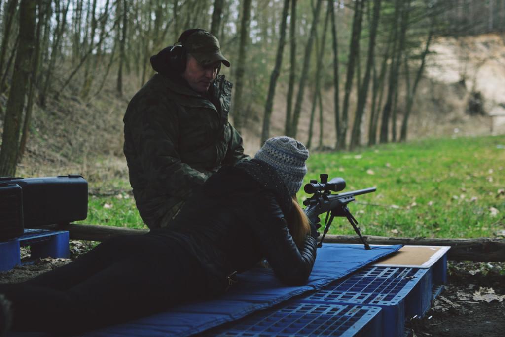 Kurs Snajperski Medium Range Shot 300m