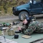 Akademia Obrony Saggita Tadeusz Dubicki Strzelanie Bojowe Warsztaty Snajperskie 1 04
