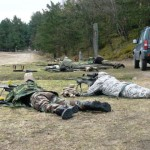 Akademia Obrony Saggita Tadeusz Dubicki Strzelanie Bojowe Warsztaty Snajperskie 3 33