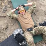 Szkolenie Sniper cz.1 - 04.18 AOS134