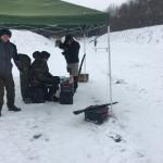 Zimowy trening Klubu Strzeleckiego AOS1