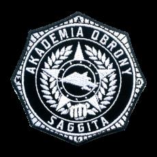 Badge Akademii Obrony Saggita