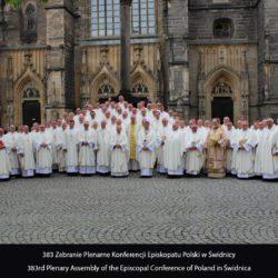 Ochrona Vip 383 Zebranie Plenarne Konferencji Episkopatu Polski w Świdnicy Akademia Obrony Saggita Tadeusz Dubicki Krav Maga Wrocław Wałbrzych Świdnica 1
