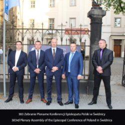 Ochrona Vip 383 Zebranie Plenarne Konferencji Episkopatu Polski w Świdnicy Akademia Obrony Saggita Tadeusz Dubicki Krav Maga Wrocław Wałbrzych Świdnica