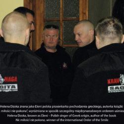 Ochrona Vip Eleni Akademia Obrony Saggita Tadeusz Dubicki Krav Maga Wrocław Wałbrzych Świdnica 1