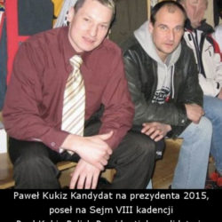 Ochrona Vip Paweł Kukiz kandydat na prezydenta RP 2015 Akademia Obrony Saggita Tadeusz Dubicki Krav Maga Wrocław Wałbrzych Świdnica