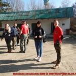 Akademia Obrony Saggita 23.03.2019- szkolenia strzeleckie Krav Maga wroclaw walbrzych swidnica101