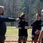Akademia Obrony Saggita 23.03.2019- szkolenia strzeleckie Krav Maga wroclaw walbrzych swidnica38
