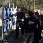 Akademia Obrony Saggita 23.03.2019- szkolenia strzeleckie Krav Maga wroclaw walbrzych swidnica96
