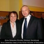 Akademia Obrony Saggita Strzelanie Bojowe Ochrona VIP Tadeusz Dubicki i Anna Zalewska Minister Edukacji Narodowej