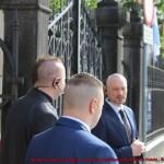 Akademia Obrony Saggita Tadeusz Dubicki, Ochrona VIP, Ochrona Konferencja Episkopatu Polski, Świdnica 13.06.201912