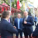 Akademia Obrony Saggita Tadeusz Dubicki, Ochrona VIP, Ochrona Konferencja Episkopatu Polski, Świdnica 13.06.201954