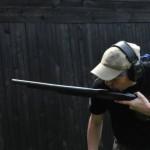 Akademia Obrony Saggita Tadeusz Dubicki Strzelanie Bojowe Lufy, Łski i Dym 04