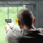 Akademia Obrony Saggita Tadeusz Dubicki Strzelanie Bojowe Lufy, Łski i Dym 06